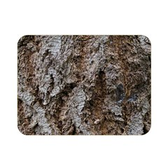 Douglas Fir Bark Double Sided Flano Blanket (mini)