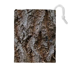 Douglas Fir Bark Drawstring Pouches (extra Large)