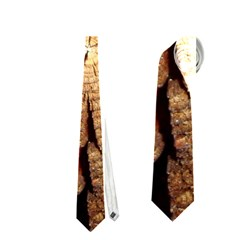 CROSS SECTION OF AN OLD TREE Neckties (Two Side)