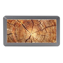 Cross Section Of An Old Tree Memory Card Reader (mini)