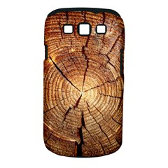CROSS SECTION OF AN OLD TREE Samsung Galaxy S III Classic Hardshell Case (PC+Silicone)
