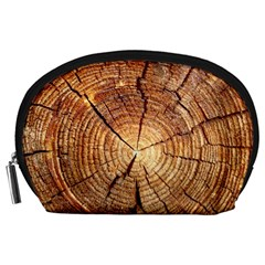 Cross Section Of An Old Tree Accessory Pouches (large)