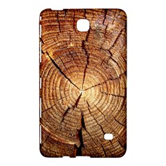 CROSS SECTION OF AN OLD TREE Samsung Galaxy Tab 4 (8 ) Hardshell Case