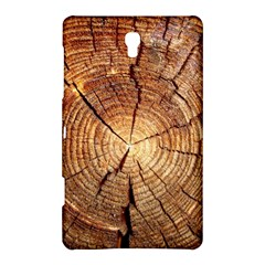 CROSS SECTION OF AN OLD TREE Samsung Galaxy Tab S (8.4 ) Hardshell Case