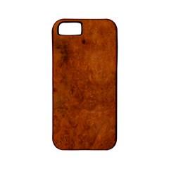BURL OAK Apple iPhone 5 Classic Hardshell Case (PC+Silicone)