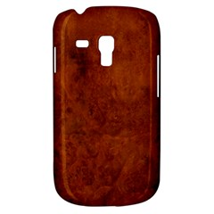 BURL OAK Samsung Galaxy S3 MINI I8190 Hardshell Case