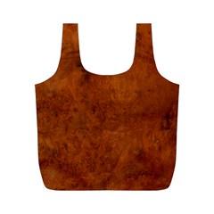 BURL OAK Full Print Recycle Bags (M)