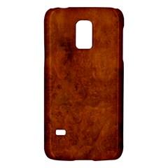 Burl Oak Galaxy S5 Mini