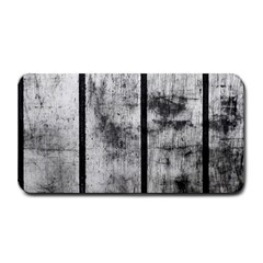 Black And White Fence Medium Bar Mats