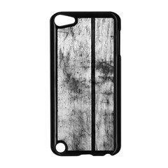 BLACK AND WHITE FENCE Apple iPod Touch 5 Case (Black)