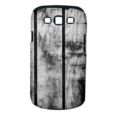 BLACK AND WHITE FENCE Samsung Galaxy S III Classic Hardshell Case (PC+Silicone)