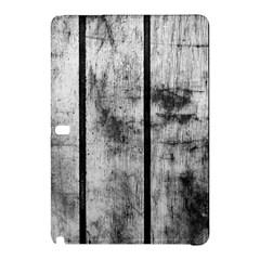 BLACK AND WHITE FENCE Samsung Galaxy Tab Pro 10.1 Hardshell Case
