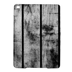 BLACK AND WHITE FENCE iPad Air 2 Hardshell Cases