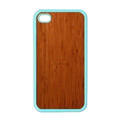BAMBOO DARK Apple iPhone 4 Case (Color)
