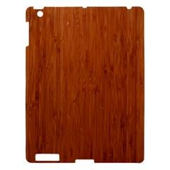 BAMBOO DARK Apple iPad 3/4 Hardshell Case
