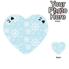 Frosty Playing Cards 54 (Heart)