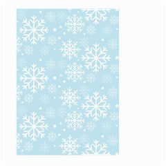 Frosty Large Garden Flag (Two Sides)