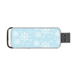 Frosty Portable Usb Flash (two Sides)