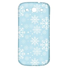 Frosty Samsung Galaxy S3 S III Classic Hardshell Back Case