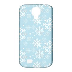 Frosty Samsung Galaxy S4 Classic Hardshell Case (PC+Silicone)