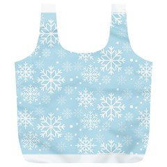 Frosty Full Print Recycle Bags (L)