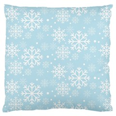 Frosty Standard Flano Cushion Cases (One Side)