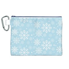Frosty Canvas Cosmetic Bag (XL)