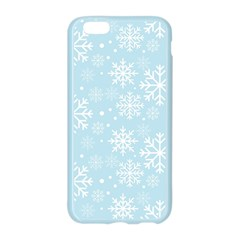 Frosty Apple Seamless iPhone 6/6S Case (Color)