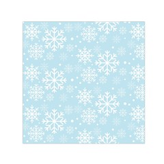 Frosty Small Satin Scarf (square)