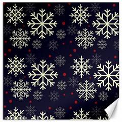 Snowflake Canvas 20  x 20