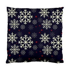 Snowflake Standard Cushion Case (One Side)