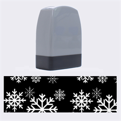 Snowflake Name Stamps