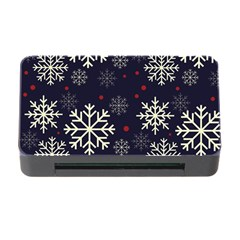 Snowflake Memory Card Reader with CF
