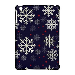 Snowflake Apple iPad Mini Hardshell Case (Compatible with Smart Cover)
