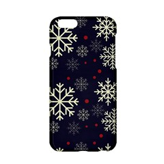 Snowflake Apple iPhone 6/6S Hardshell Case