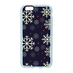 Snowflake Apple Seamless iPhone 6/6S Case (Color)