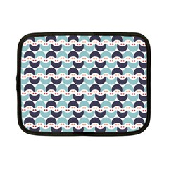 Moon Pattern Netbook Case (Small)