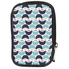 Moon Pattern Compact Camera Cases