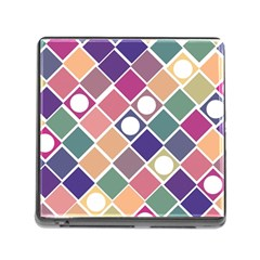 Dots and Squares Memory Card Reader (Square)