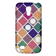 Dots and Squares Galaxy S4 Mini
