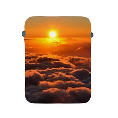 SUNSET OVER CLOUDS Apple iPad 2/3/4 Protective Soft Cases