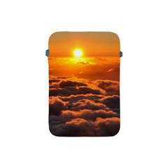SUNSET OVER CLOUDS Apple iPad Mini Protective Soft Cases