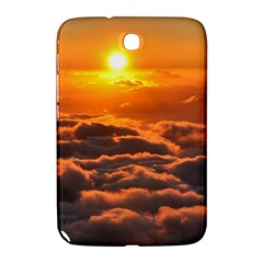 SUNSET OVER CLOUDS Samsung Galaxy Note 8.0 N5100 Hardshell Case