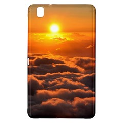 SUNSET OVER CLOUDS Samsung Galaxy Tab Pro 8.4 Hardshell Case