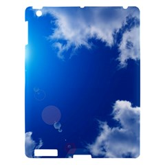 SUN SKY AND CLOUDS Apple iPad 3/4 Hardshell Case