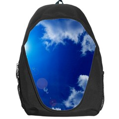 SUN SKY AND CLOUDS Backpack Bag