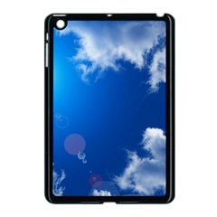 SUN SKY AND CLOUDS Apple iPad Mini Case (Black)