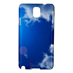 SUN SKY AND CLOUDS Samsung Galaxy Note 3 N9005 Hardshell Case