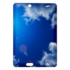 SUN SKY AND CLOUDS Kindle Fire HD (2013) Hardshell Case