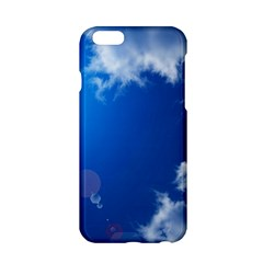 SUN SKY AND CLOUDS Apple iPhone 6/6S Hardshell Case